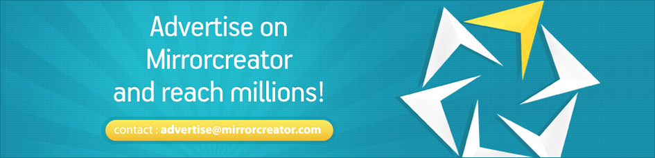 Advertise with Mirrorcreator